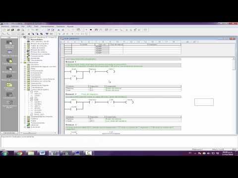 Automatización: Semáforo / Temporizadores - Step 7 Microwin - PC SIMU