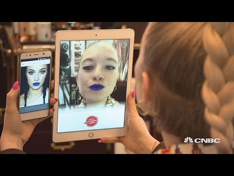 How augmented reality is playing a role in the beauty industry | The Edge
