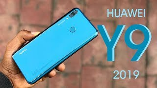 Huawei Y9 2019 Unboxing, Reviews, Specs, Price, Comparison