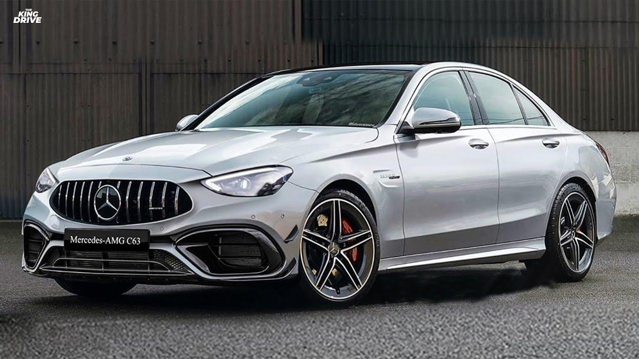 Новый Mercedes-AMG C63 W206 станет гибридом// Ford Shelby GT 500 стал еще мощнее// Zagato GTZ