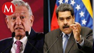 AMLO responde a Maduro sobre el frente en AL