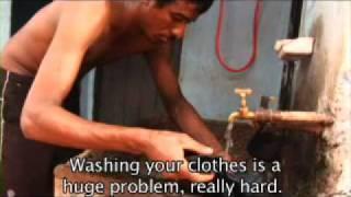 A REL-UITA Video: Brazil, Hands drenched in ethanol. Migrant workers