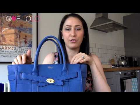 Mulberry Small Zipped Bayswater Review