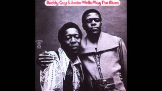 T-Bone Shuffle - Buddy Guy & Junior Wells Play the Blues HD