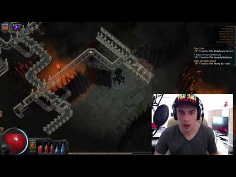 We saved his soul / Path os Exile / Gameplay part 12