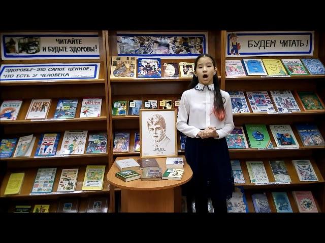 Изображение предпросмотра прочтения – МиленаБогданова читает произведение «Песнь о собаке» С.А.Есенина