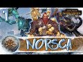THE WANDERER RISES! Total War: Warhammer - Norsca Campaign #1