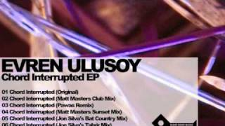 Evren Ulusoy - Chord Interrupted (Pawas Remix) Night Drive Music
