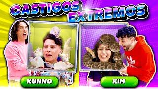 CASTIGANDO A KIM Y KUNNO *EXTREMO*