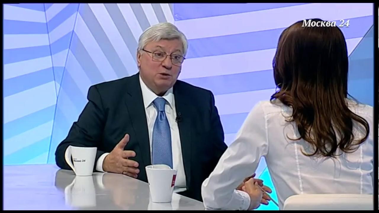 Анатолий Торкунов — о Дне студента в МГИМО