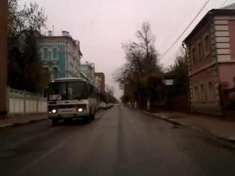 Серпухов. Улица Советская