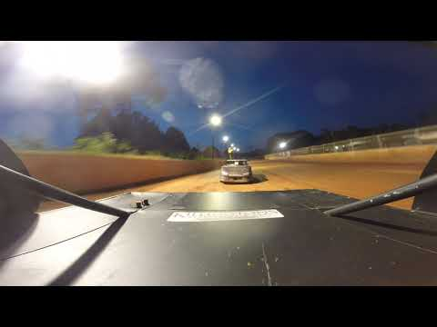 East Lincoln Speedway 6-15-19 Stock 4 Rear Cam Main Event 1of2 Alexus Motes