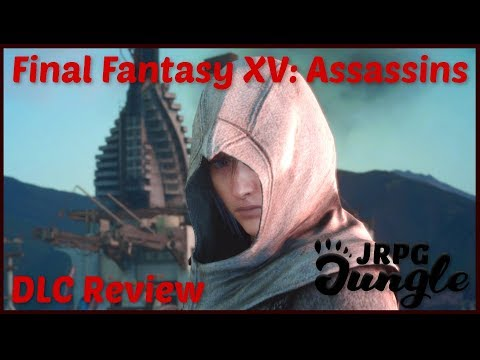 DLC Review: Final Fantasy XV Assassin's Festival