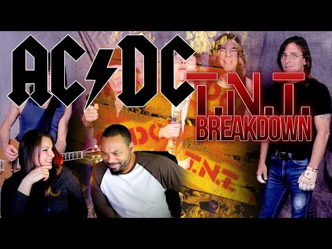 ACDC TNT Reaction!!!