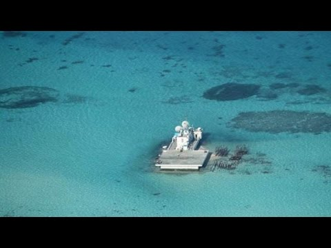 Court rejects China's South China Sea claim