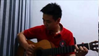 반말송 Banmal Song (For First Time Lover) - YongSeo fingerstyle guitar cover