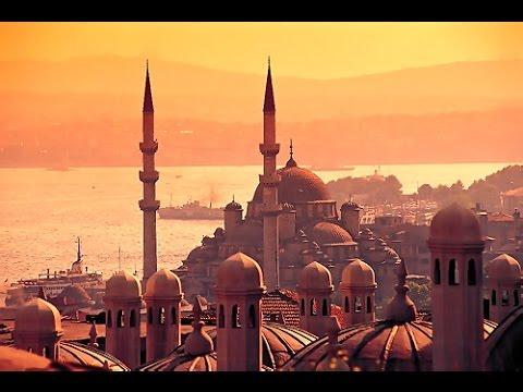 An Umbrella Over Bosporus - Evanthia Reboutsika