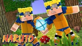 Minecraft: Naruto C - O JUTSU MAIS FORTE DO NARUTO! #14