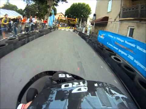 Kart en ville le puy ste reparade youtube for Piscine puy sainte reparade