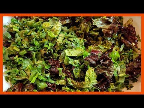 Great Green Salad Recipe