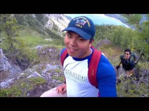 Mt  Indefatigable Hike July, 2016