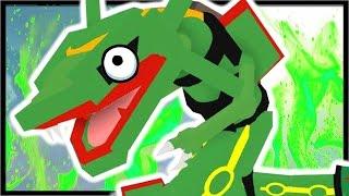 RAYQUAZA LEGENDARY SPAWN!! | Roblox Pokemon Kämpfer EX