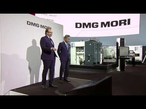DMG MORI Technical Press Conference, EMO Hannover 2017, 19.9.2017