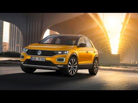 2018 Volkswagen T-Roc - 2018 volkswagen t-roc prices launch date india details