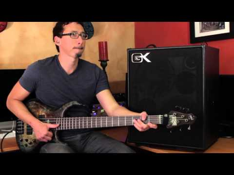 Gallien-Krueger MB210 Demo by Norm Stockton