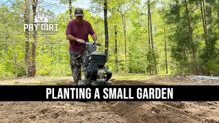 How to Plant and Grow a Small Garden   Self-Sufficiency Tips   Realtree Pay Dirt