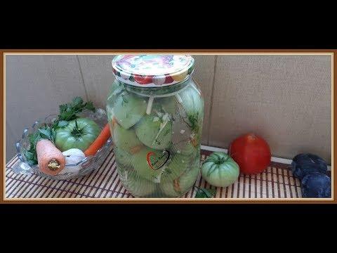 Bakina kuhinja - kako najbolje ostaviti zeleni paradajz za zimu