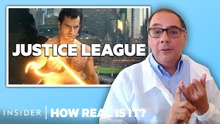 Physicist Breaks Down The Science Of 11 DC Superhero Scenes   How Real Is It?