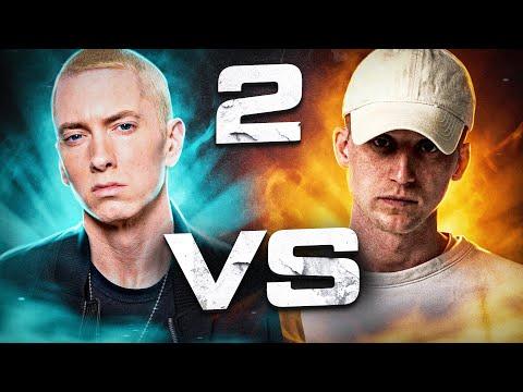 Eminem vs NF 2 - line 4 line
