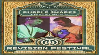 Purple Shapes  - Live Set at Revision Festival [ Harmonia Records 2019]