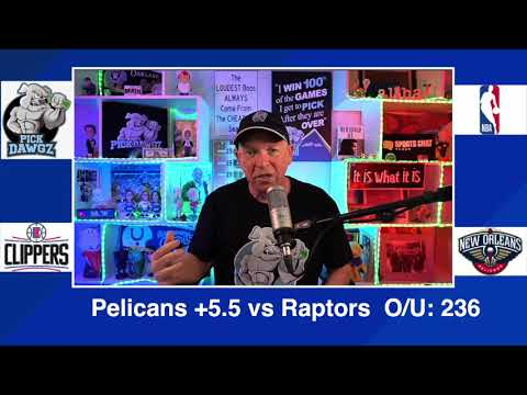 New Orleans Pelicans vs Los Angeles Clippers 3/14/21 Free NBA Pick and Prediction NBA Betting Tips