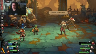 Battle Chasers: NightWar Gameplay - The Silent Gamer