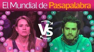 Pasapalabra |  Macarena Derado vs Alan González