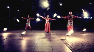 Огненное шоу в Москве, фаер шоу на свадьбу, программа