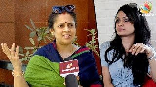 Lakshmi Ramakrishnan talks about Adjustments in Tamil Cinema Industry | Suchi Leaks