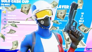 Solo Cash Cup Highlights - (4TH PLACE)