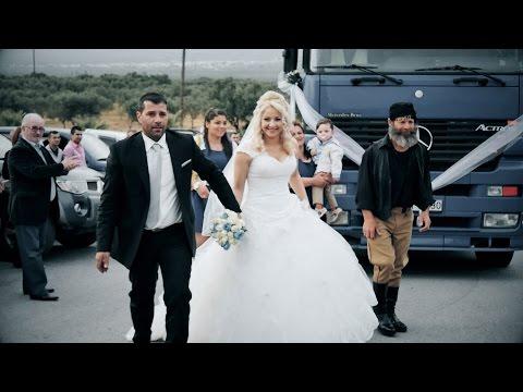 Γάμος - Χρυσόστομος - Μαρία ( studio A14)