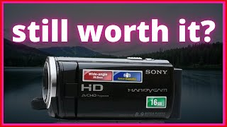 Are Camcorders Still Worth Buying?