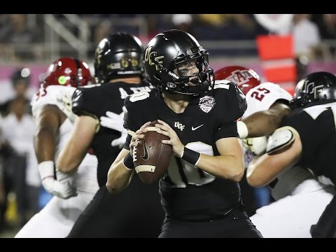 2016 Cure Bowl Highlights - Arkansas State 31, UCF 13