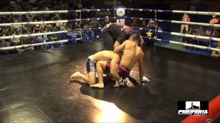 Daniel López VS Manuel Duarte | 23.05.2015 | Fight