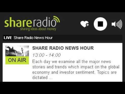 Tom Burke - E3G - When will oil consumption peak? - Share Radio  - 16 Nov 16