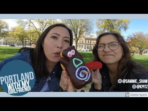 Gaycation: Portland with my girlfriend! from YouTube · Duration:  5 minutes 17 seconds