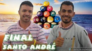 Cassiano Praia x Paulo S Bernardo  Final Torneio de Santo André