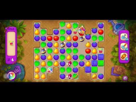 GardenScapes level 5462