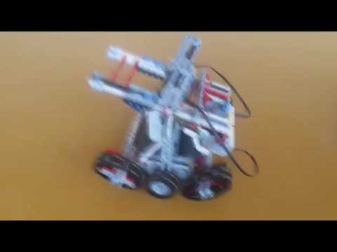 Lego Mindstorm EV3 Tank Speed Destroyer - YouTube