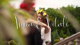 Hochzeitsvideo Anna & Vitali /Ukrainische Hochzeit